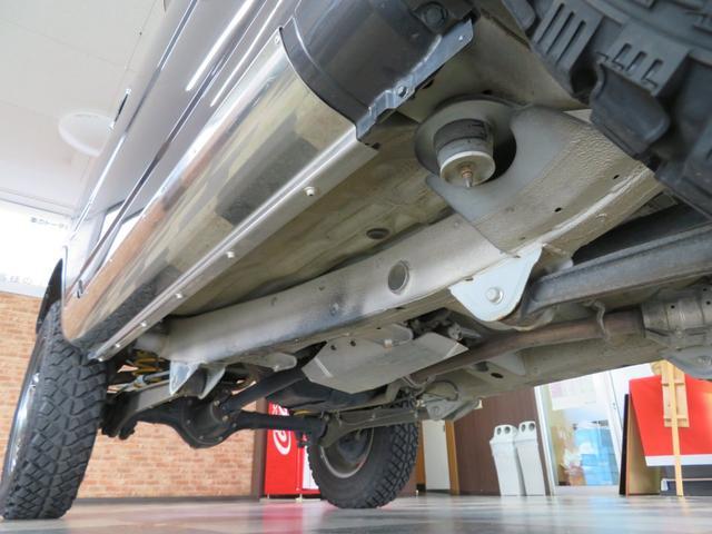 クロスアドベンチャー リフトアップ 社外マフラー SDナビフルセグ ETC 修復歴無し 禁煙車(54枚目)
