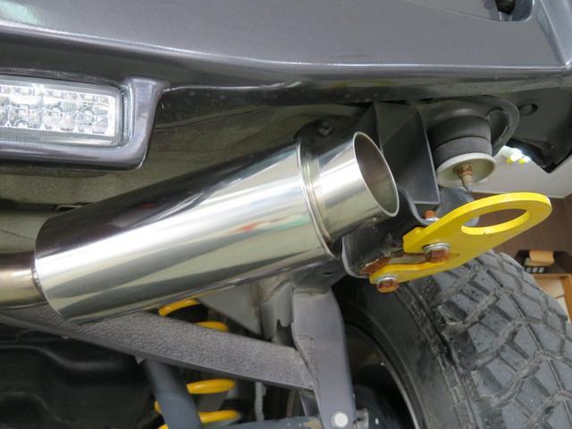 クロスアドベンチャー リフトアップ 社外マフラー SDナビフルセグ ETC 修復歴無し 禁煙車(68枚目)