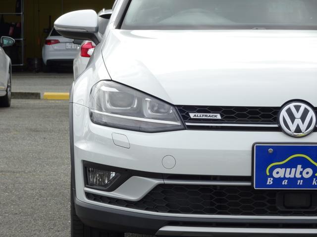 「フォルクスワーゲン」「ゴルフオールトラック」「SUV・クロカン」「秋田県」の中古車9