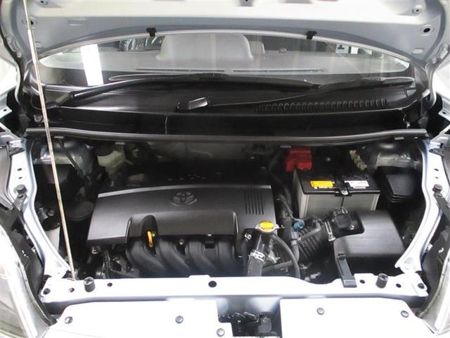 トヨタ スペイド F 4WD パワースライドドア バックモニター