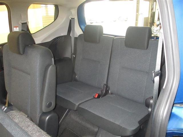 X Vパッケージ 4WD CDチューナー キーレス 3列シート 社外アルミ(8枚目)