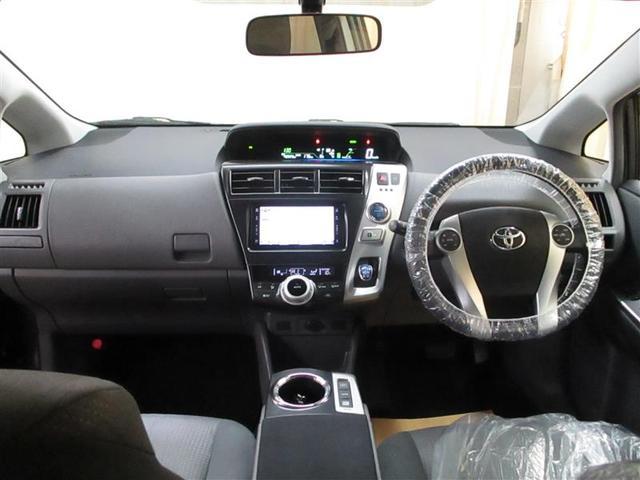 トヨタ プリウスアルファ G バックモニター HDDナビ フルセグ スマートキー