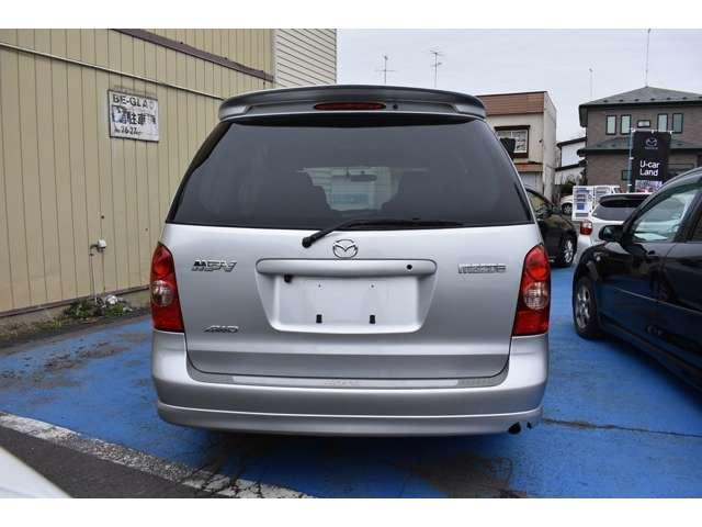 マツダ MPV 2.3 エアロリミックス 4WD