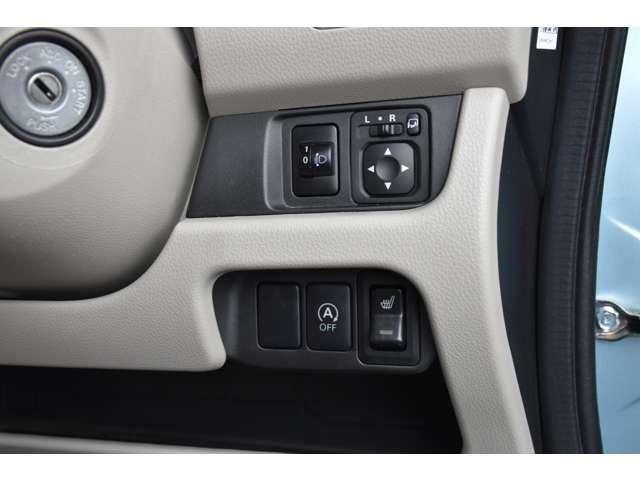 M 夏タイヤ4本新品交換 運転席シートヒーター ハロゲンライト タッチパネル式フルオートエアコン SDナビ ワンセグ アイドリングストップ(8枚目)