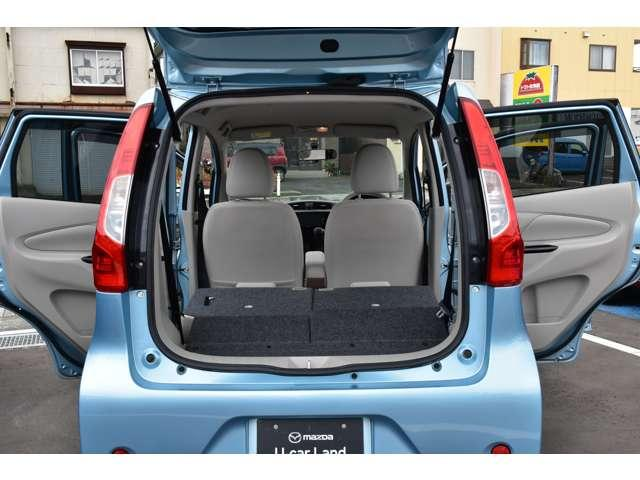 M 夏タイヤ4本新品交換 運転席シートヒーター ハロゲンライト タッチパネル式フルオートエアコン SDナビ ワンセグ アイドリングストップ(13枚目)