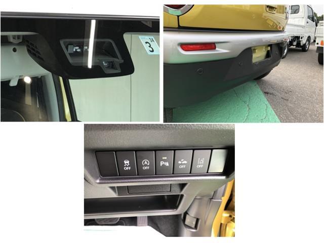 HYBRID MZ 4WD 6AT LED 衝突被害軽減S(3枚目)