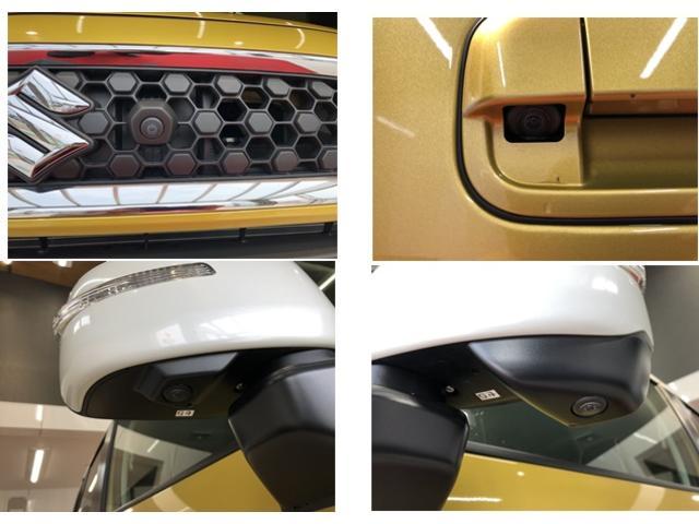 HYBRID MZ 4WD 6AT LED 衝突被害軽減S(4枚目)