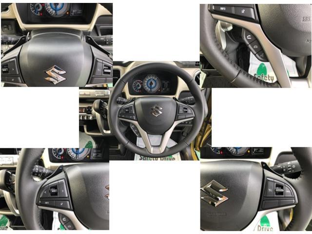HYBRID MZ 4WD 6AT LED 衝突被害軽減S(8枚目)