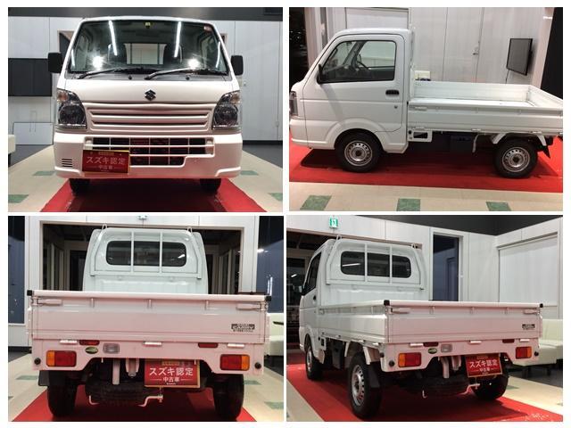 KCエアコンパワステ 4WD 5MT 新車保証継続(2枚目)