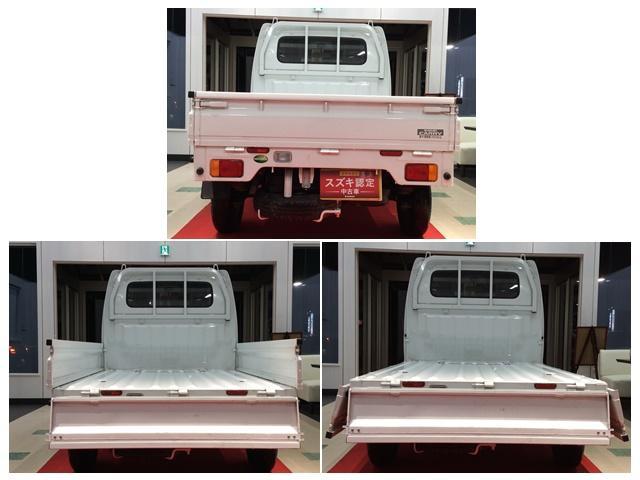 KCエアコンパワステ 4WD 5MT 新車保証継続(3枚目)