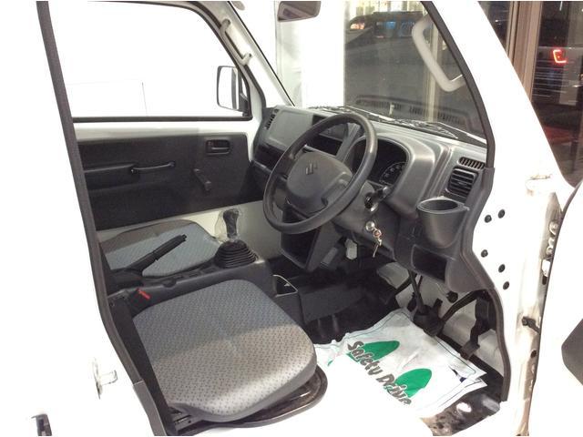 KCエアコンパワステ 4WD 5MT 新車保証継続(4枚目)