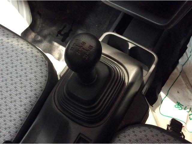 KCエアコンパワステ 4WD 5MT 新車保証継続(11枚目)