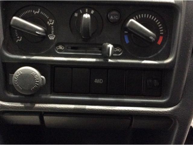 KCエアコンパワステ 4WD 5MT 新車保証継続(12枚目)
