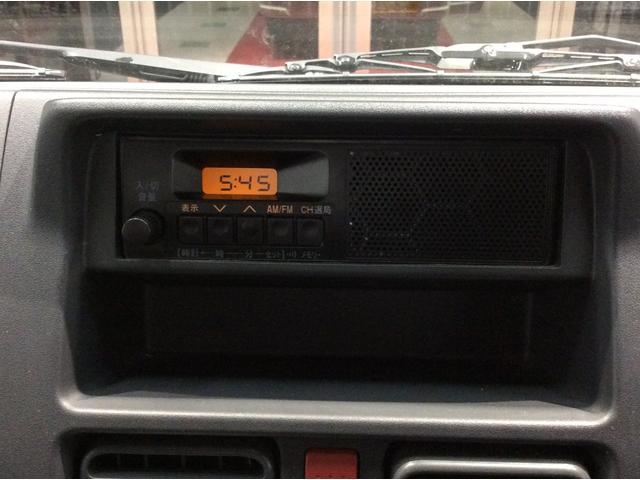 KCエアコンパワステ 4WD 5MT 新車保証継続(14枚目)