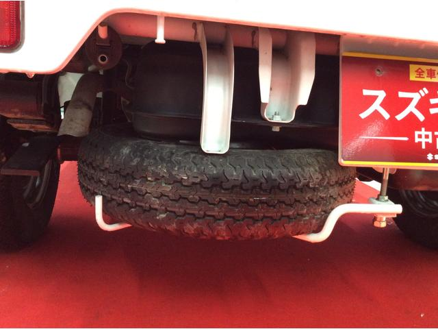 KCエアコンパワステ 4WD 5MT 新車保証継続(19枚目)