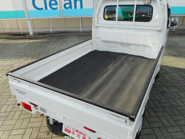三菱 ミニキャブトラック G 4WD ワンオーナー AC PS PW ABSフル装備