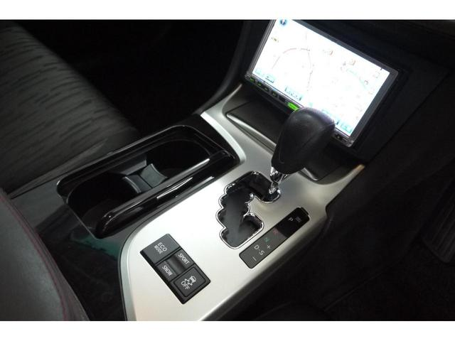 アスリートi-Four スペシャルパッケージ 4WD 後期モデル 社外ナビ・Bカメラ ディスチャージライト LEDフォグバルブ 社外19インチアルミホイール トランクスポイラー スマートキー プッシュスタート クルーズコントロール(21枚目)