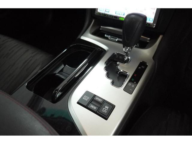 アスリートi-Four スペシャルパッケージ 4WD 後期モデル 社外ナビ・Bカメラ ディスチャージライト LEDフォグバルブ 社外19インチアルミホイール トランクスポイラー スマートキー プッシュスタート クルーズコントロール(23枚目)