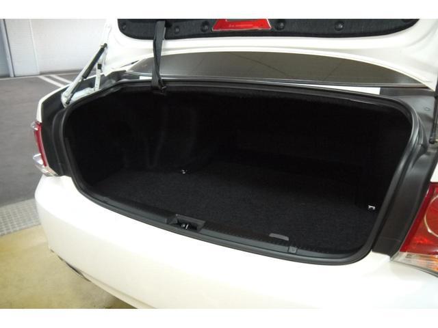 アスリートi-Four スペシャルパッケージ 4WD 後期モデル 社外ナビ・Bカメラ ディスチャージライト LEDフォグバルブ 社外19インチアルミホイール トランクスポイラー スマートキー プッシュスタート クルーズコントロール(41枚目)