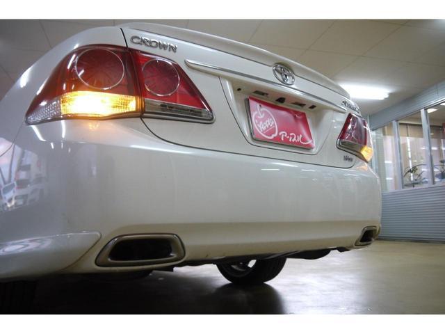 アスリートi-Four スペシャルパッケージ 4WD 後期モデル 社外ナビ・Bカメラ ディスチャージライト LEDフォグバルブ 社外19インチアルミホイール トランクスポイラー スマートキー プッシュスタート クルーズコントロール(46枚目)