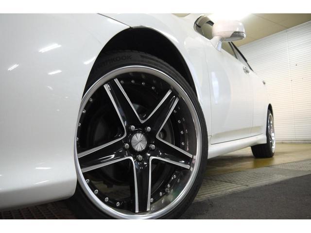 アスリートi-Four スペシャルパッケージ 4WD 後期モデル 社外ナビ・Bカメラ ディスチャージライト LEDフォグバルブ 社外19インチアルミホイール トランクスポイラー スマートキー プッシュスタート クルーズコントロール(55枚目)