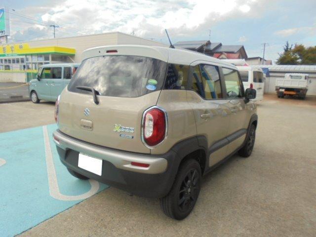 「スズキ」「クロスビー」「SUV・クロカン」「山形県」の中古車7