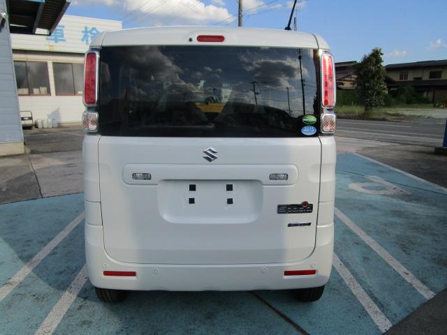 ハイブリッドX 4WD スズキセーフティサポート 両側パワースライドドア 届出済未使用車 ・新生活応援キャンペーン・純正フロアマット&純正ドアバイザー プレゼント(6枚目)