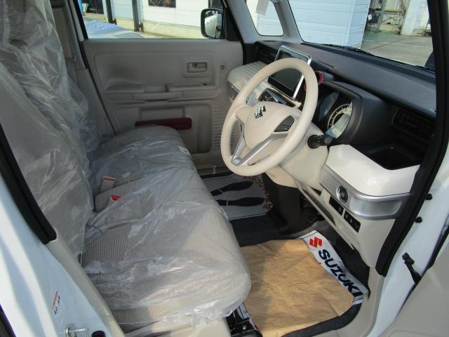 ハイブリッドX 4WD スズキセーフティサポート 両側パワースライドドア 届出済未使用車 ・新生活応援キャンペーン・純正フロアマット&純正ドアバイザー プレゼント(10枚目)