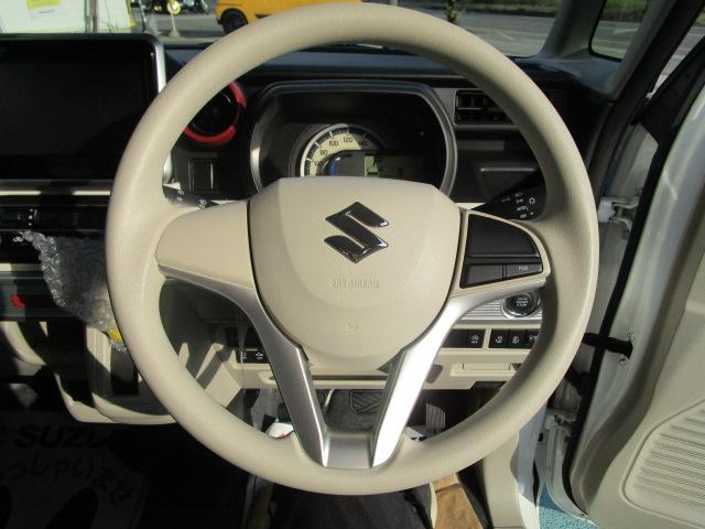 ハイブリッドX 4WD スズキセーフティサポート 両側パワースライドドア 届出済未使用車 ・新生活応援キャンペーン・純正フロアマット&純正ドアバイザー プレゼント(13枚目)