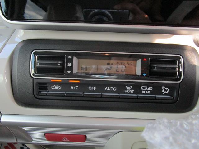ハイブリッドX 4WD スズキセーフティサポート 両側パワースライドドア 届出済未使用車 ・新生活応援キャンペーン・純正フロアマット&純正ドアバイザー プレゼント(15枚目)
