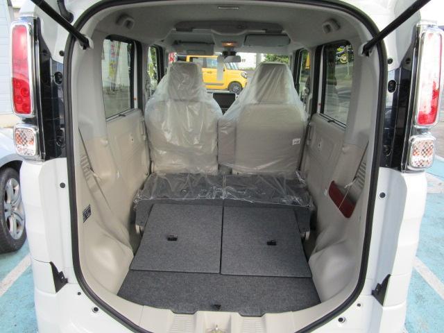 ハイブリッドX 4WD スズキセーフティサポート 両側パワースライドドア 届出済未使用車 ・新生活応援キャンペーン・純正フロアマット&純正ドアバイザー プレゼント(21枚目)