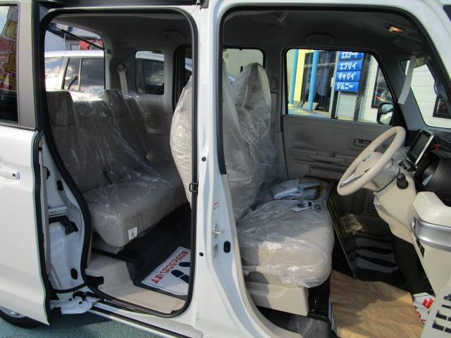 ハイブリッドX 4WD スズキセーフティサポート 両側パワースライドドア 届出済未使用車 ・新生活応援キャンペーン・純正フロアマット&純正ドアバイザー プレゼント(22枚目)