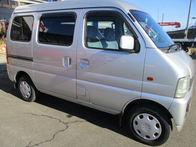 スズキ エブリイ ジョインターボDX-II4WD