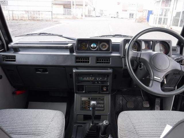 三菱 パジェロ メタルトップXL 4WD