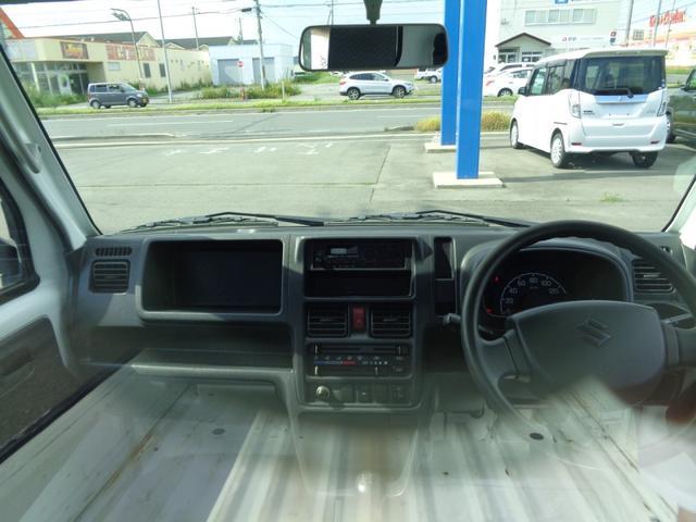 KCエアコン・パワステ 4WD(10枚目)