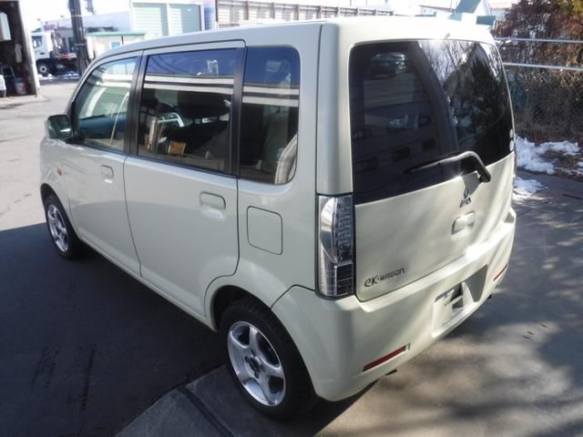 「三菱」「eKワゴン」「コンパクトカー」「青森県」の中古車7