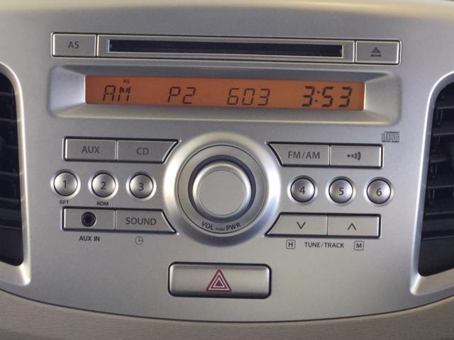 FX 4WD 5速マニュアル車 CDチューナー(10枚目)