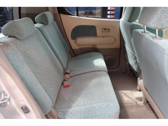 日産 モコ G FOUR 4WD ターボ キーレス CD ラジオ