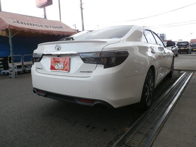 「トヨタ」「マークX」「セダン」「岩手県」の中古車4