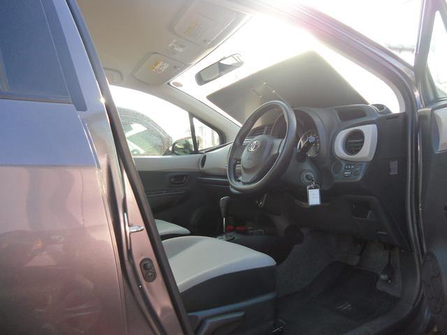トヨタ ヴィッツ 1.3F 4WD