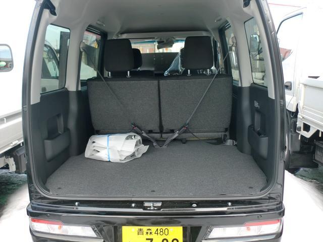 スバル サンバーバン VC 4WD SA LEDヘッドライト アイドリングストップ