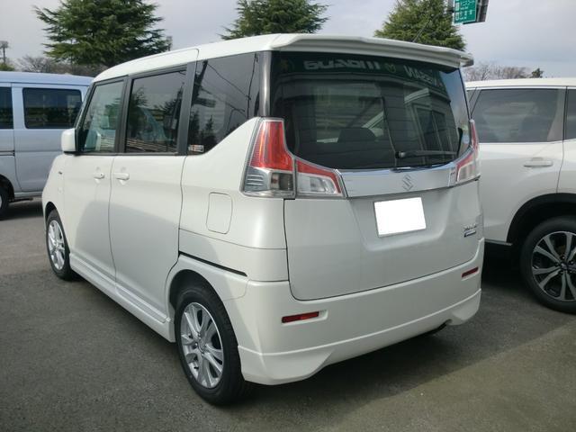 「スズキ」「ソリオ」「ミニバン・ワンボックス」「青森県」の中古車2