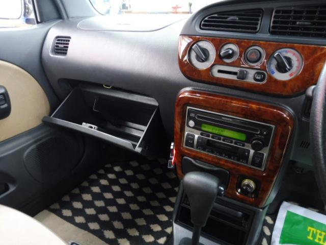 ダイハツ ミラジーノ ジーノ 4WD