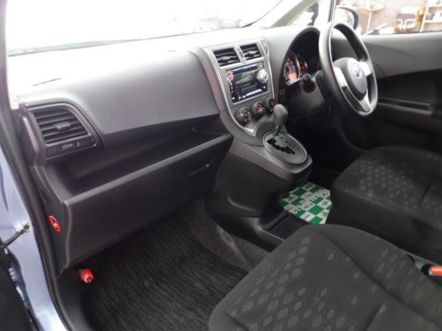 トヨタ ラクティス X 4WD 禁煙車