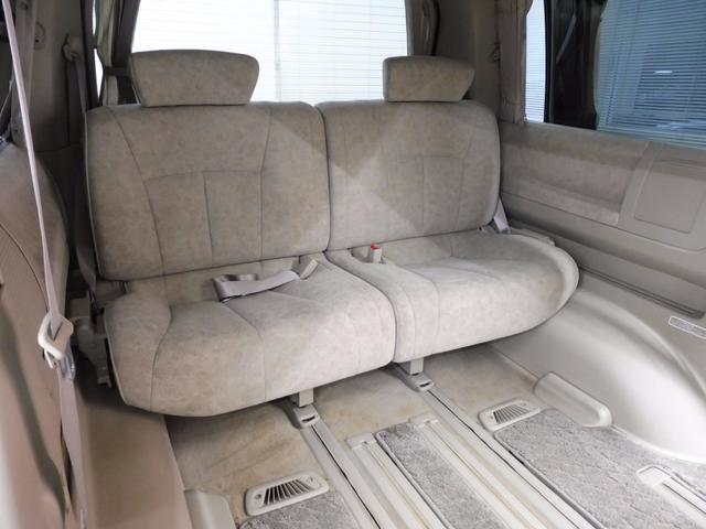 日産 エルグランド VG 4WD 寒冷地仕様 禁煙車