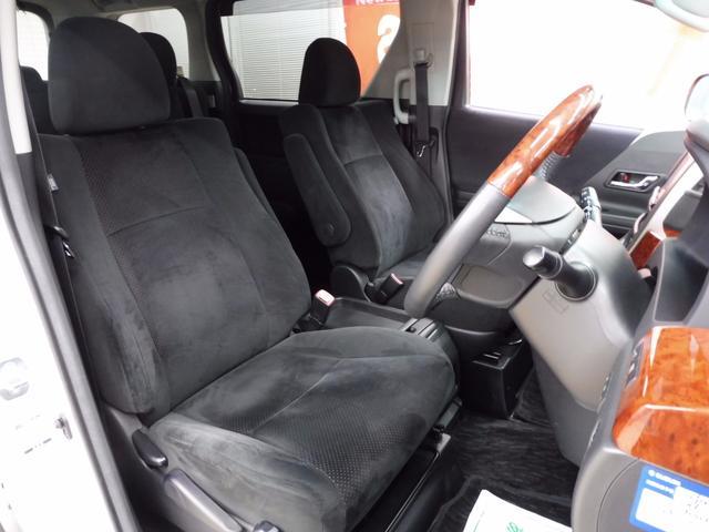 トヨタ ヴェルファイア 2.4Z プラチナムセレクション 4WD 禁煙車