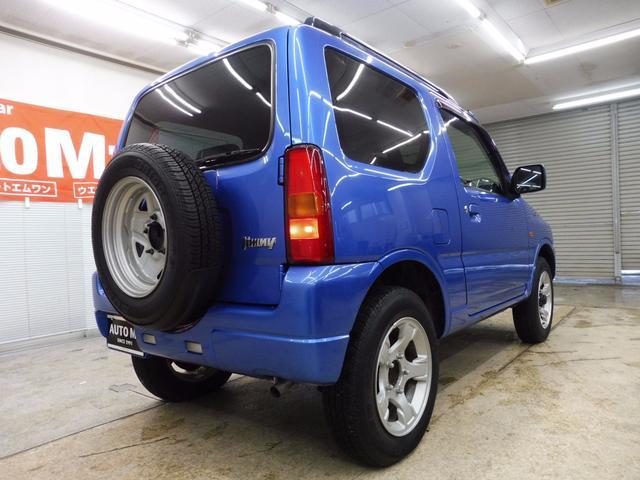 スズキ ジムニー XC 4WD ワンオーナー禁煙車 5MT