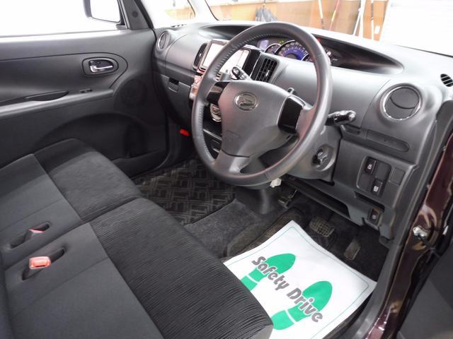 ダイハツ タント カスタムX 4WD ワンオーナー禁煙車