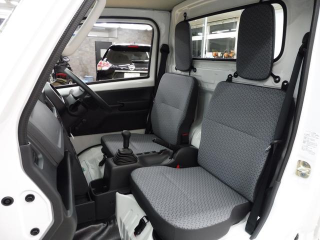 スズキ キャリイトラック KCエアコン・パワステ 4WD 届出済未使用車