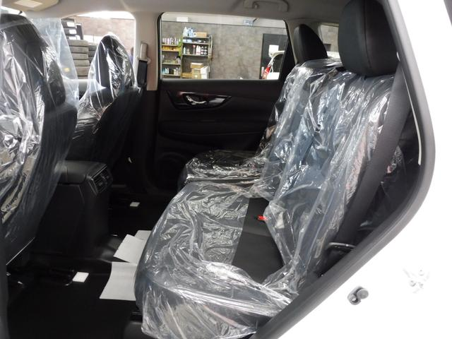 20Xi 4WD 登録済未使用車 社外新品ナビフルセグ付(15枚目)